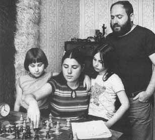 The Polgar Family